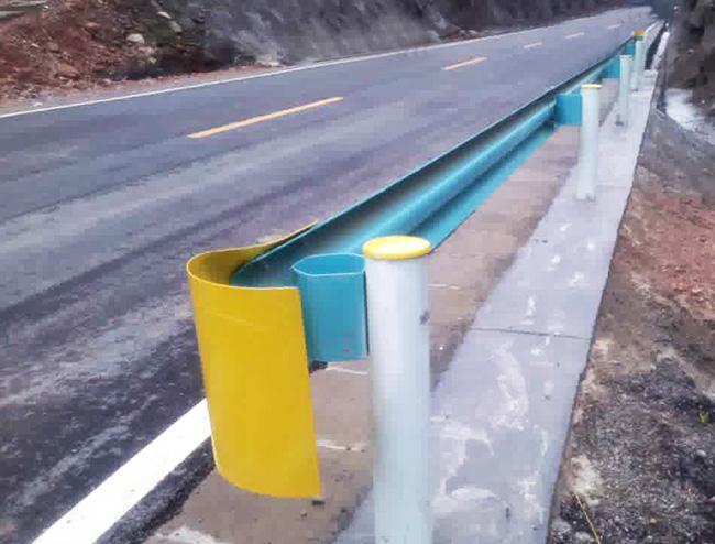 喷塑波形护栏