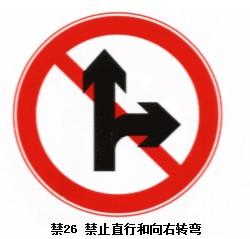 奉节禁止标志